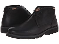 Pikolinos Glasgow 05M 6030F Black Men's Lace Up Boots