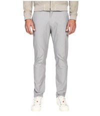 Todd Snyder Tab Front Cotton Pants Light Grey Men's Casual Pants Gray