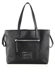 Marc By Marc Jacobs Zipper Tote Neptune Blue Black