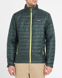 Patagonia Green Carbon Nano Puff Down Jacket