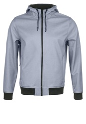 Your Turn Active Soft Shell Jacket Grey Mottled Light Grey