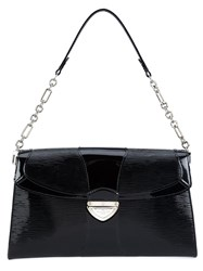 Louis Vuitton Vintage 'Iena' Shoulder Bag Black