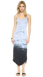 Feel The Piece Azzaleen Ribbed Dress Rising Ash