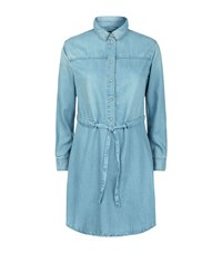 Allsaints All Saints Sanko Denim Shirt Dress Female