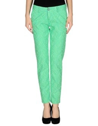 Basicon Casual Pants Acid Green