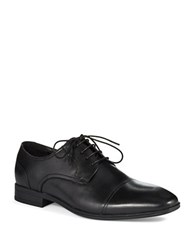 Kenneth Cole Reaction In A Minute Oxfords Shoes Black