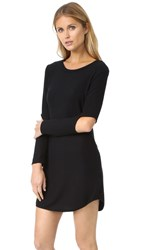 Lna Dorado Dress Black