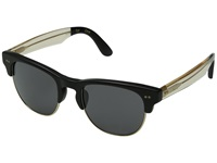 Toms Lobamba Matte Black Fashion Sunglasses