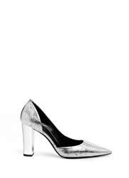 Mcq By Alexander Mcqueen 'Haggerston Court' Metallic Cork Pumps
