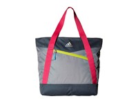 Adidas Squad Iii Tote Grey Deepest Space Shock Pink Shock Slime Tote Handbags Blue