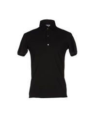 Magliaro Polo Shirts Black