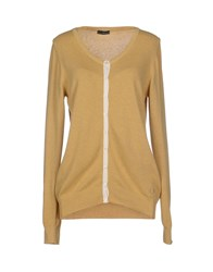 Fred Perry Knitwear Cardigans Women Yellow