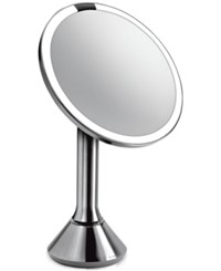 Simplehuman Lighted Sensor Activated Magnifying Vanity Makeup Mirror