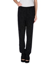 Miriam Ocariz Casual Pants Black