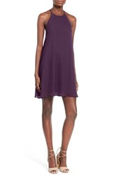 Everly Women's High Neck Trapeze Dress