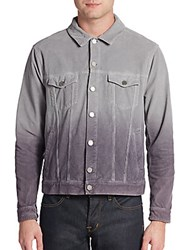 Band Of Outsiders Corduroy Ombre Jacket Grey