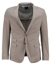 Joop Hancod Slim Fit Suit Jacket Brown