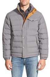 Men's Timberland 'Mount Oscar' Quilted Down Jacket