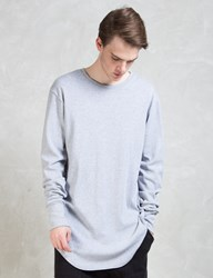Knyew Interlock E Long Scoop L S T Shirt
