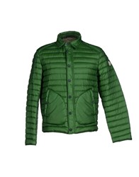 J.W. Tabacchi Coats And Jackets Down Jackets Men Green