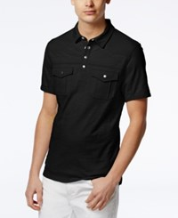 Inc International Concepts Men's Stenta Two Pocket Polo Only At Macy's