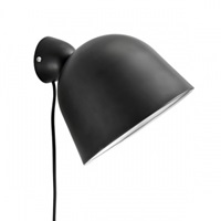 Woud Kuppi Wall Lamp Black Wall Lamps Lighting Finnish Design Shop