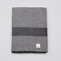 Flatspot Topo Designs Camp Blanket Grey
