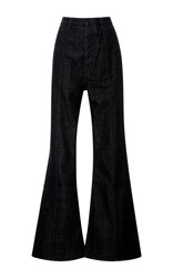 Marni Flared Jeans Navy