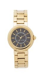 Marc Jacobs Courtney Watch Gold Black