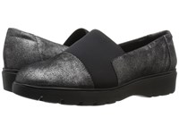 Easy Spirit Oreen Pewter Black Suede Women's Shoes