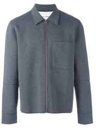 Our Legacy Raw Edge Jacket Grey