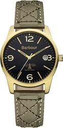 Barbour Bb026grgr Mens Strap Watch