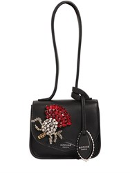 Rochas Small Morceau Embellished Nappa Bag
