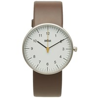 Braun Bn0021 Watch Brown