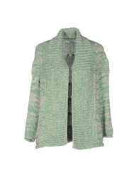 Axara Paris Knitwear Cardigans Women Green