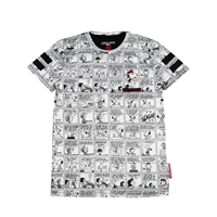 Criminal Damage X Peanuts T Shirt Multi