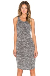 Rise Centre Field Dress Gray