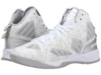 And 1 Xcelerate 2 White Silver White Men's Basketball Shoes