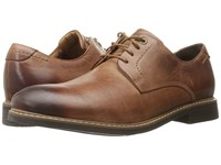 Rockport Classic Break Plain Toe New Cognac Men's Shoes Brown