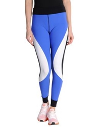 No Ka 'Oi Leggings Bright Blue