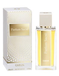 Caron Parfum Sacre Eau De Parfum Spray 3.4 Oz. No Color