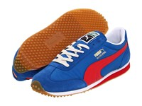 Puma Whirlwind Classic Snorkel Blue Ribbon Red Gum Men's Lace Up Casual Shoes