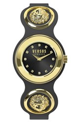 Versus By Versace Women's 'Carnaby Street' Leather Strap Watch 32Mm