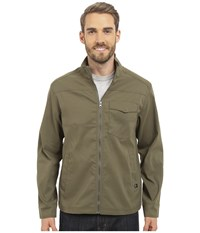 Prana Zion Jacket Cargo Green Men's Coat