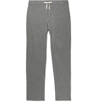 Oliver Spencer Loungewear Pencer Cotton Jerey Pyjama Trouer Gray