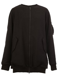 Moohong Multi Pocket Oversized Jacket Black