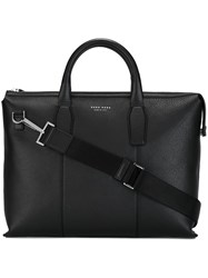 Hugo Boss 'Signature S Doc' Briefcase Black