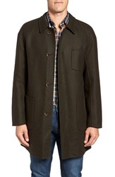 Billy Reid Men's Reversible Wool Blend Coat