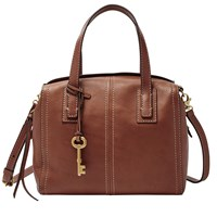 Fossil Zb6847200 Emma Satchel Brown