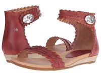 Pikolinos Alcudia 816 0657 Sandia Women's Sandals Red